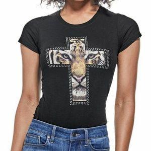 NWT Guess Tiger t shirt